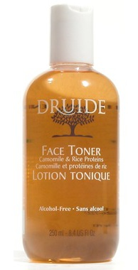 Druide Face Toner With Chamomile & Rice Proteins