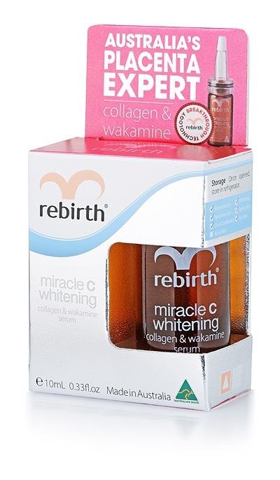 REBIRTH Miracle C Whitening Maximum Serum