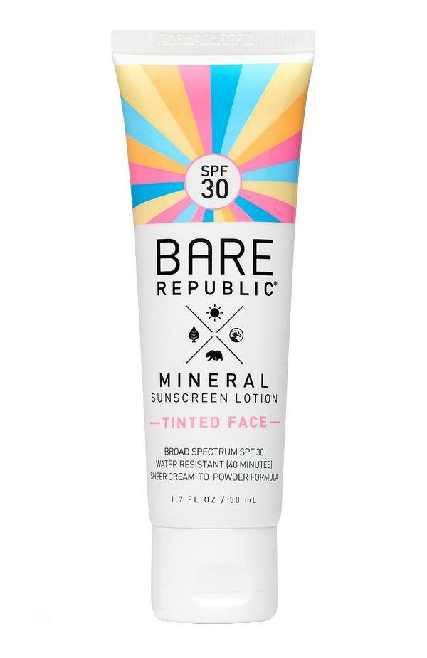Bare Republic Tinted Sunscreen SPF 30