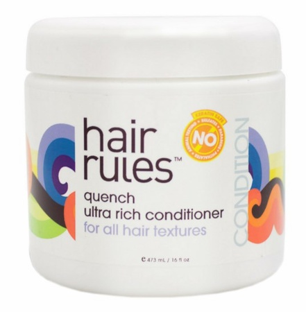 Hair Rules Quench™ Ultra Rich Conditioner