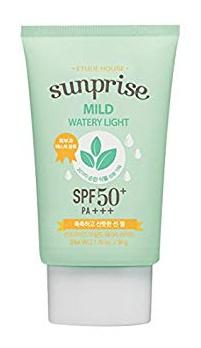Etude House Sunprise Mild Watery Light Spf 50+/Pa+++