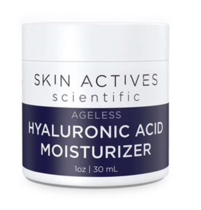 Skin Actives Hyaluronic Acid Moisturizer