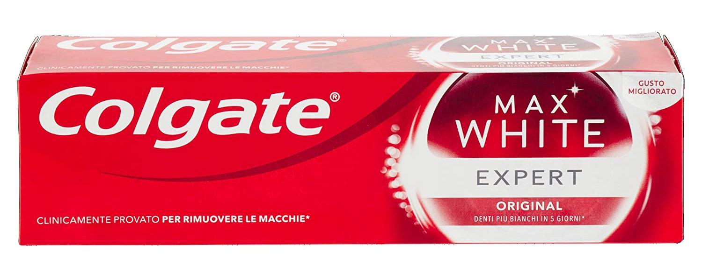 Colagate Max White Expert Original Whitening Toothpaste