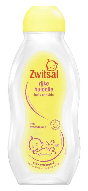 Zwitsal Rich Skin Oil (Rijke Huidolie) Avocado