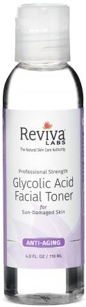 Reviva Labs Glycoic Acid Toner