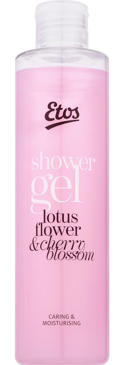 Etos Shower Gel Lotus Flower & Cherry Blossom