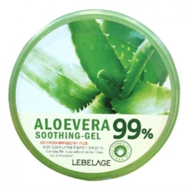Lebelage Jeju Moisture Aloe Vera 99% Soothing Gel
