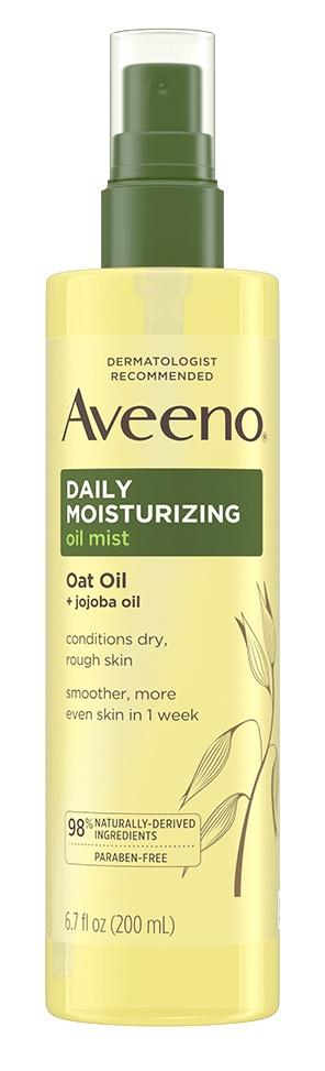 Aveeno Daily Moisturizing Oil Mist, Oat Oil + Jojoba Oi