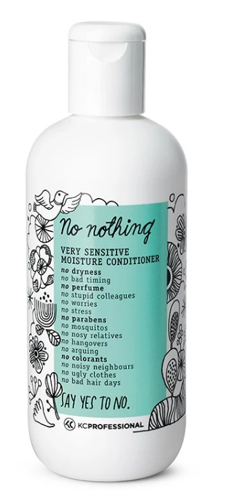 No Nothing Fragrance Free Moisture Conditioner