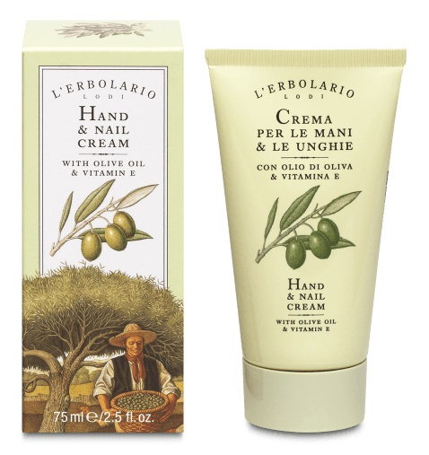 L'Erbolario Hand And Nail Cream