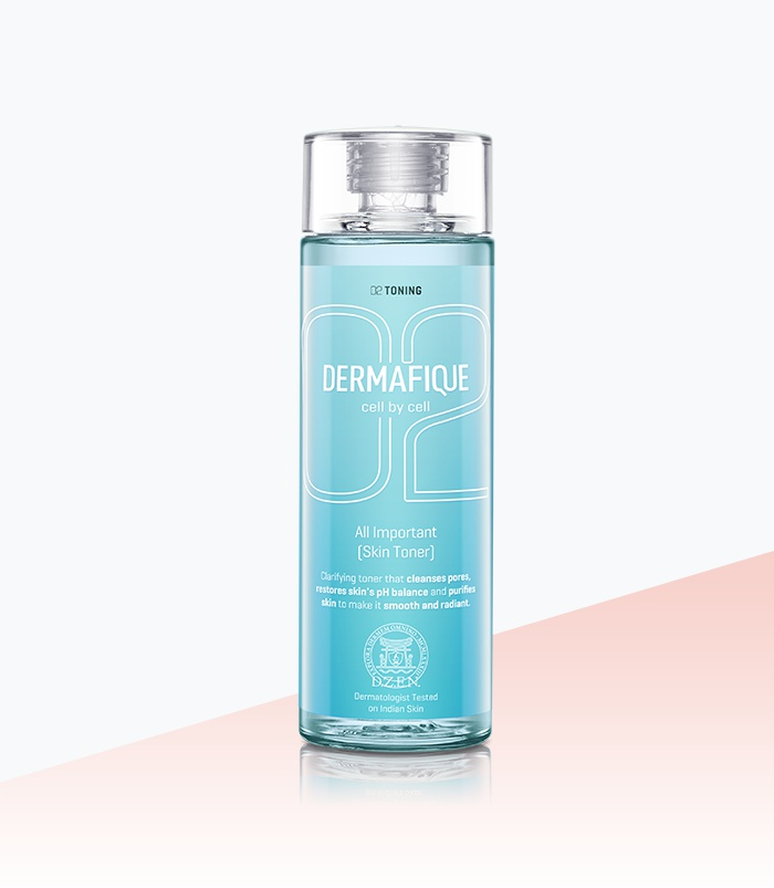 DERMAFIQUE All Important [Skin Toner]