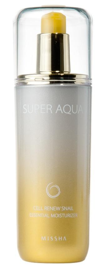 Missha Super Aqua Cell Renew Snail Essential Moisturizer