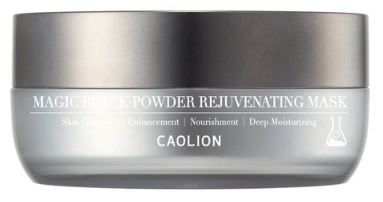 Caolion Magic Black Powder Facial Rejuvenating Mask