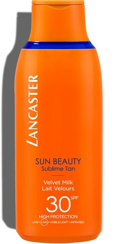 Lancaster Sun Beauty Velvet Milk Sublime Tan Spf 30