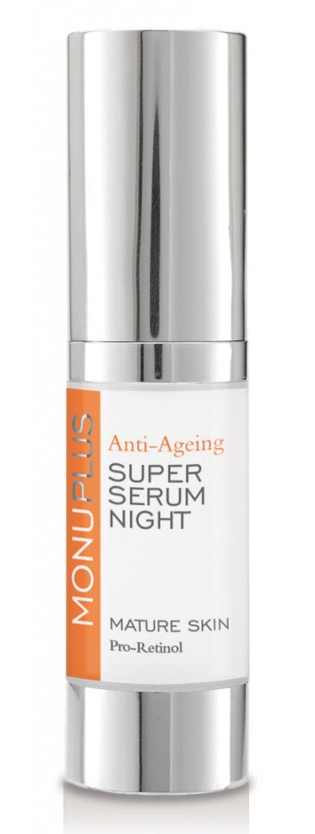 Monu Anti-Ageing Super Serum Night