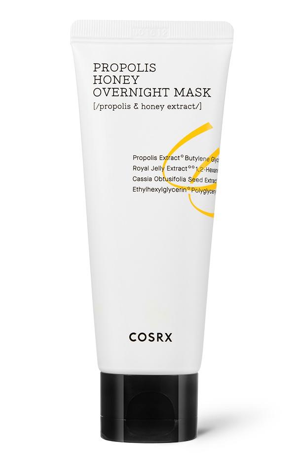 COSRX Full Fit Propolis Honey Overnight Mask