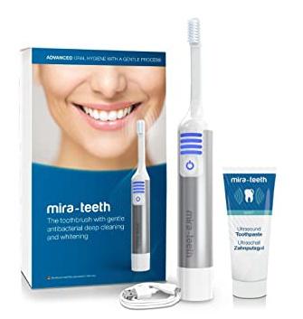 Mira-teeth Ultrasound Toothpaste