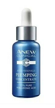 Anew clinical Anti Wrinkle Plumping Concentrate 1.5% Hyaluronic Acid