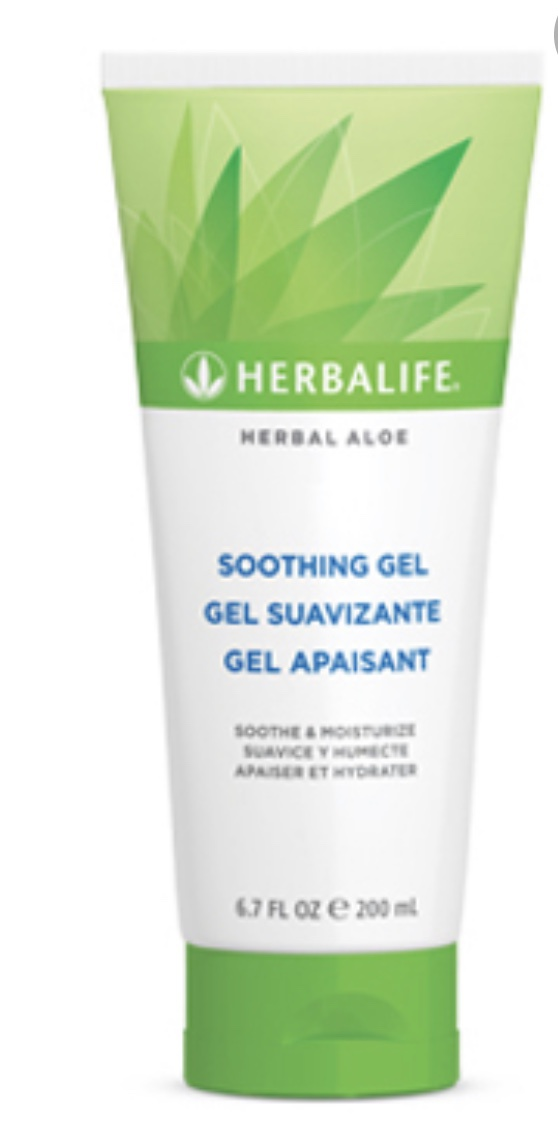 Herbalife  Aloe soothing gel