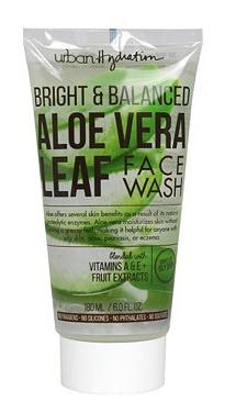 Urban Hydration Bright & Balanced Aloe Vera Leaf Face Wash