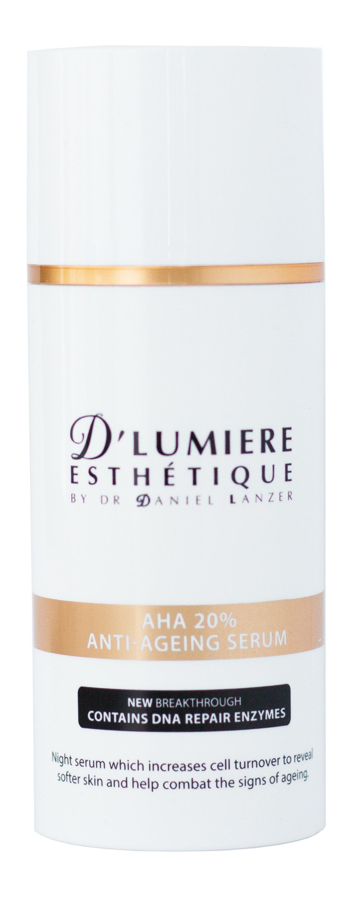 D'lumiere Esthetique Aha 20% Anti Aging Serum