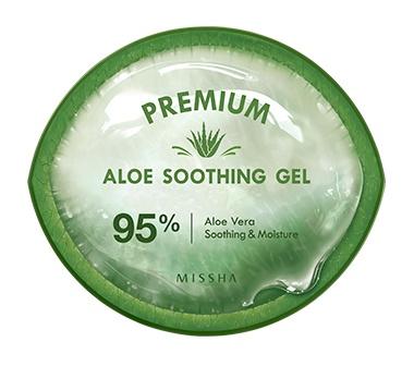 Missha Premium Aloe Soothing Gel 95%
