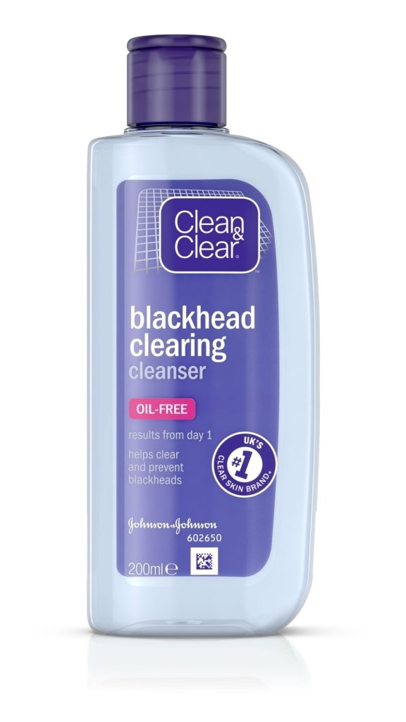 Clean & Clear Clean And Clear Blackhead Clearing Cleanser