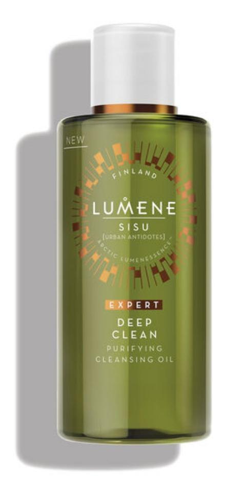 Lumene Nordic Detox [Sisu] Deep Clean Purifying Cleansing Oil
