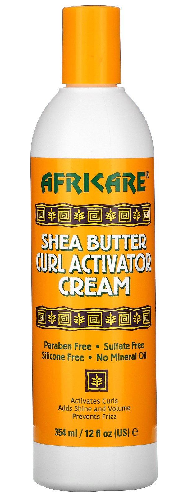 Cococare Africare, Shea Butter Curl Activator Cream