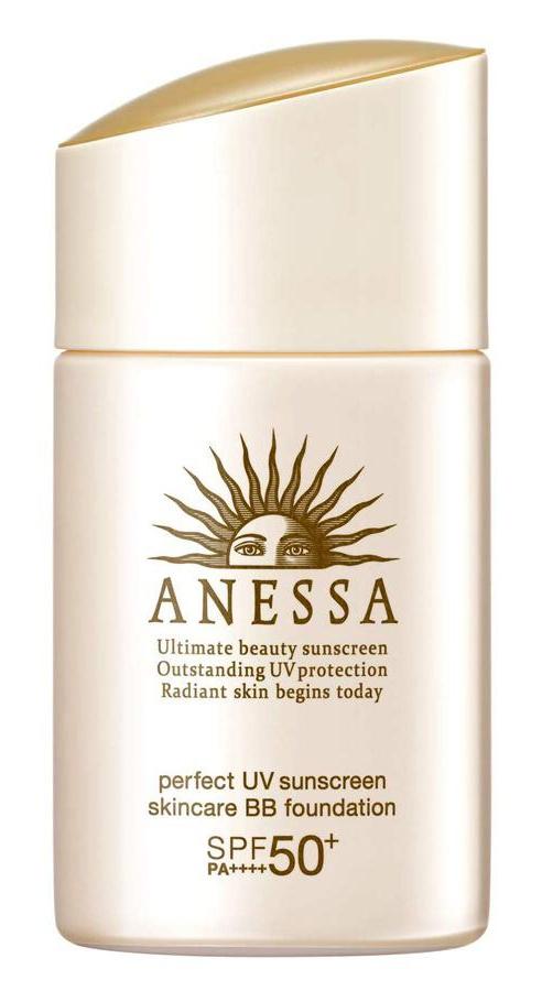 Anessa Perfect UV Skincare BB Foundation Spf 50+ Pa++++
