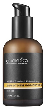 Aromatica Argan Intensive Hydrating Serum