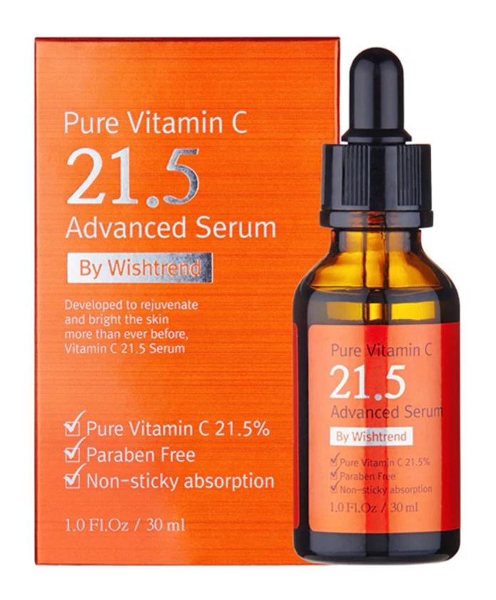 Wishtrend Pure Vitamin C 21.5% Advanced Serum
