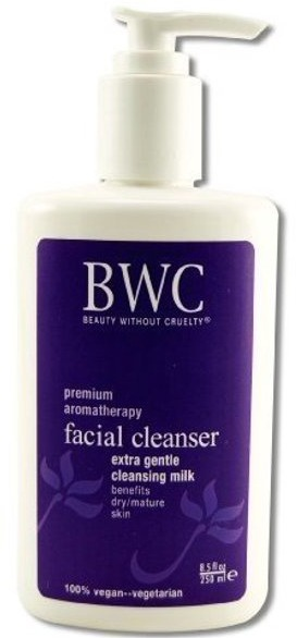 Beauty Without Cruelty Facial Cleanser/ Extra Gentle Cleansing Milk