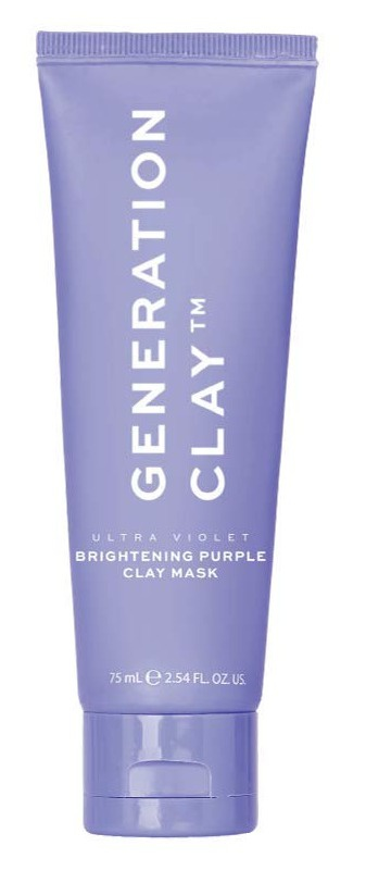 Generation Clay Ultra Violet Brightening Purple Clay Mask