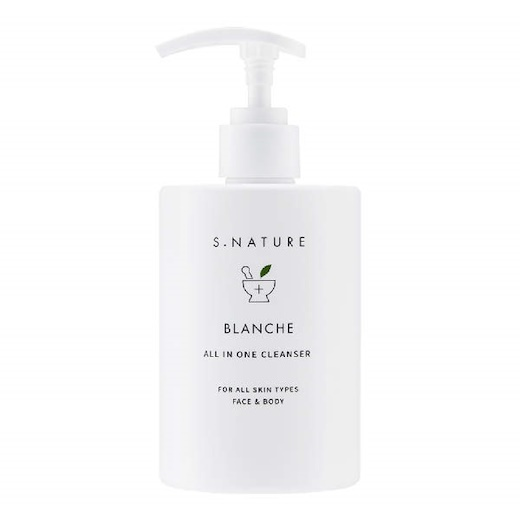 S.NATURE Blanche Cleanser