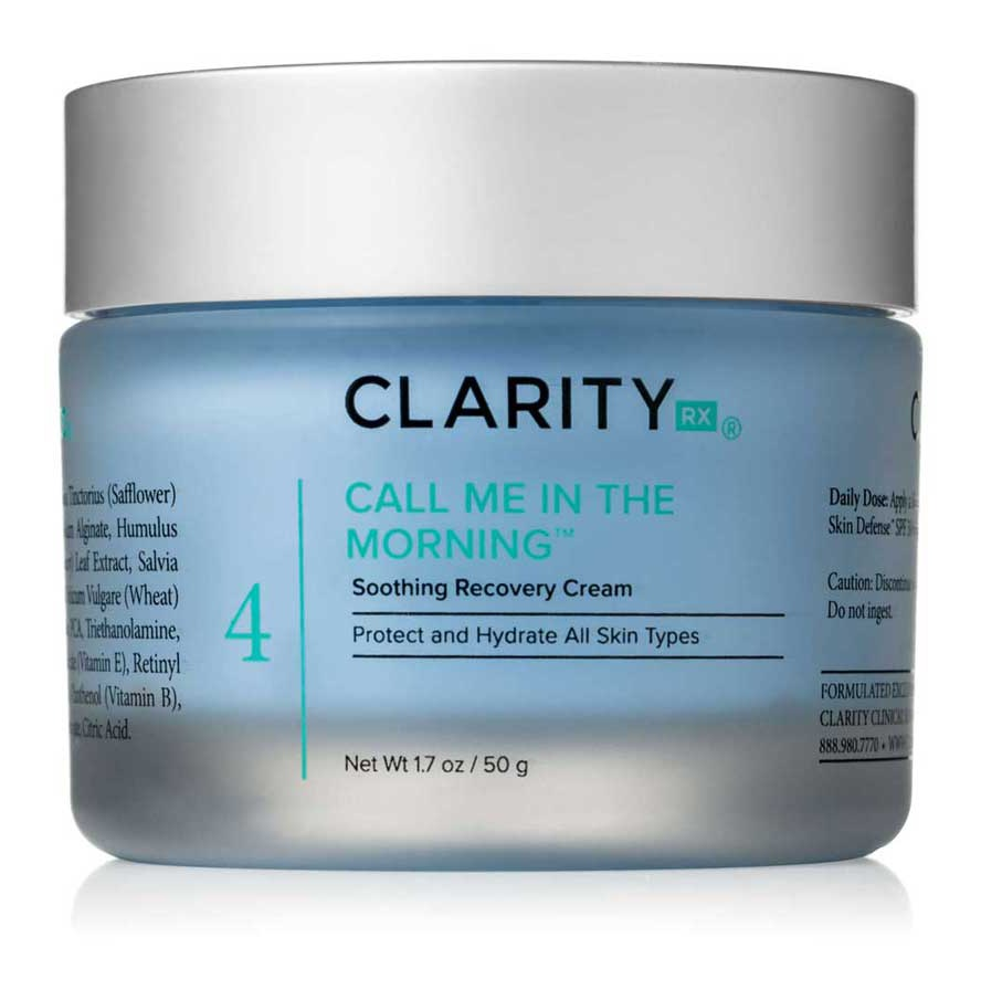 ClarityRx Call Me In The Morning