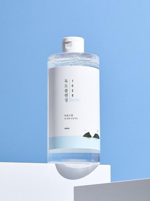 ROUND LAB 1025 Dokdo Cleansing Water