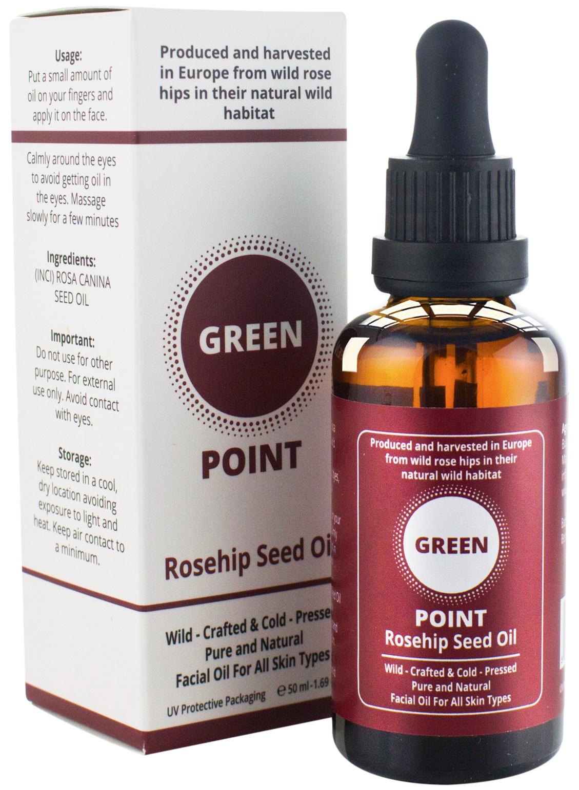 GREEN Rosehip Seed Oil