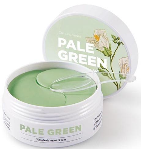Hayejin Pale Green Pastel Eye Mask