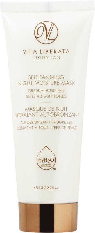 Vita Liberata Self-Tanning Night Moisturiser Mask