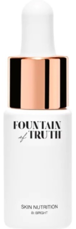 Fountain of Truth Skin Nutrition Booster Kit Facial Serum (B: Bright)