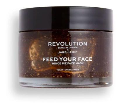 Revolution x Jake Jamie Mince Pie Face Mask