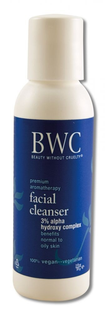 Beauty Without Cruelty Facial Cleanser 3% Aha Complex