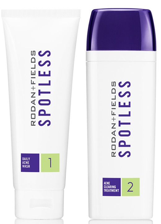 Rodan and fields SPOTLESS Acne Clearing Treatment