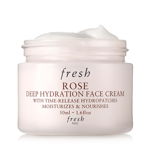 Fresh Deep Rose Hydration Face Cream