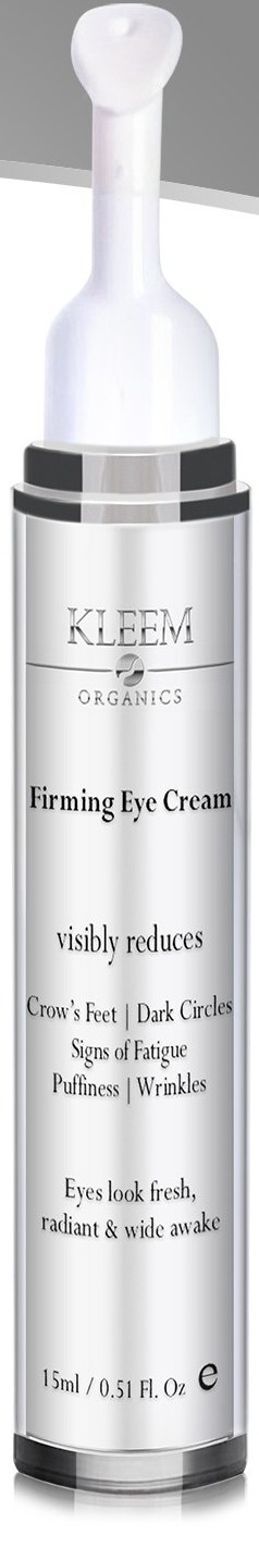 Kleem Organics Firming Eye Cream