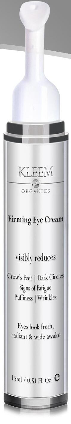 Kleem Organics Firming Eye Cream