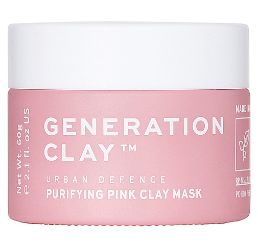 Generation Clay Urban Defence Purifying Pink Clay Mask