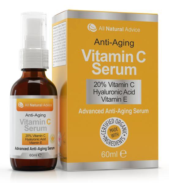 All Nature Advice Anti-Aging Vitamin C Serum