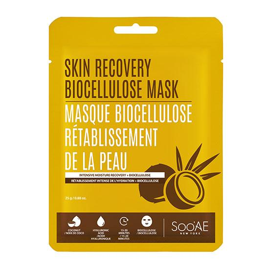 Soo'Ae Skin Recovery Biocellulose Mask